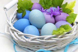 easter eggs healthy